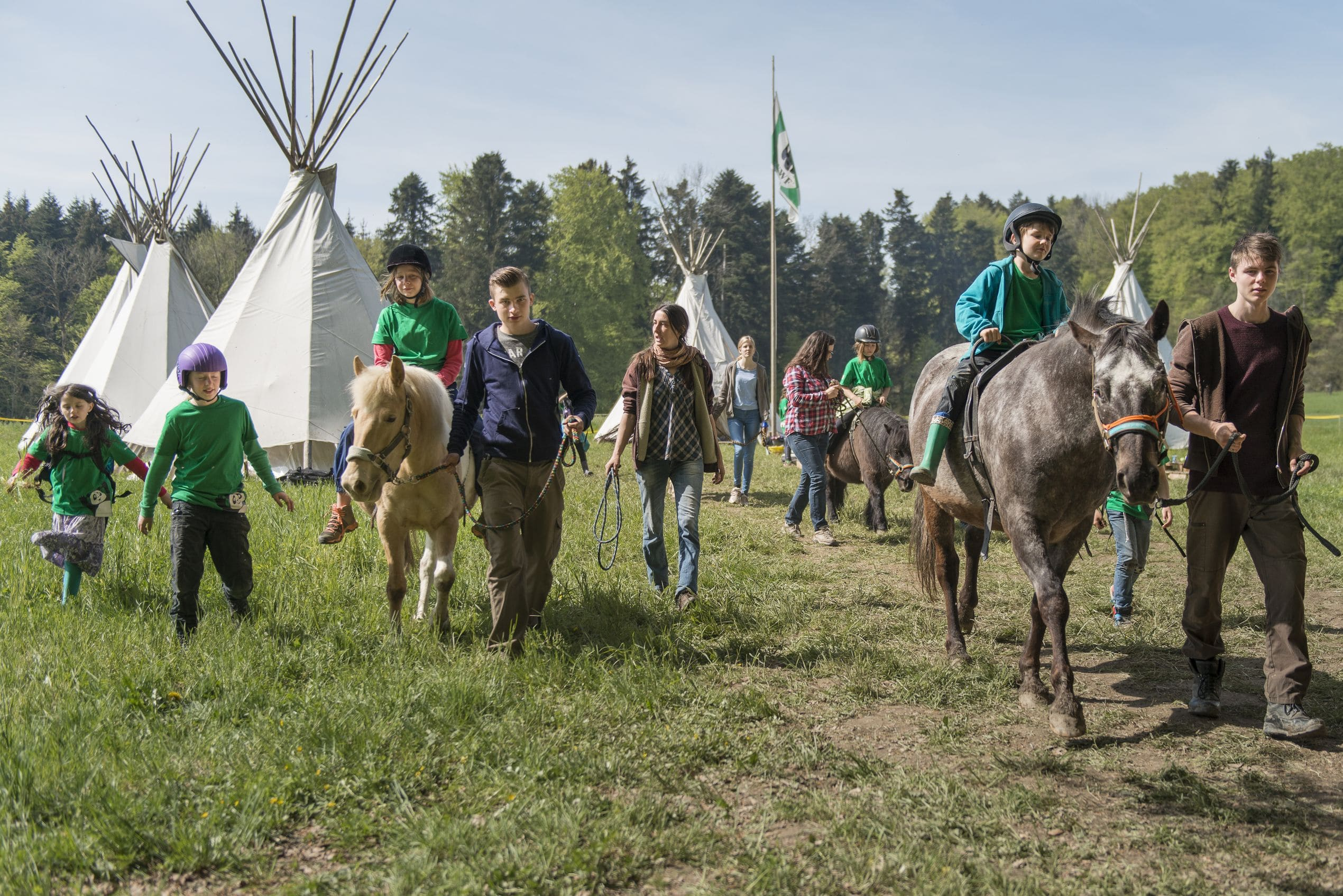 Camps Nature WWF 2018