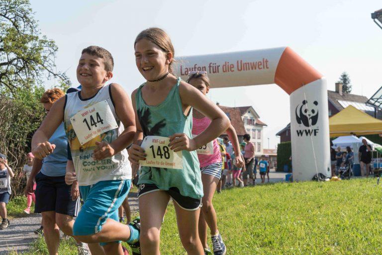 WWF-Lauf - Laufen für die Umwelt